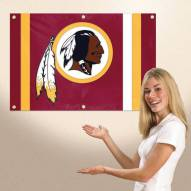 Washington Redskins 3' x 2' Fan Banner