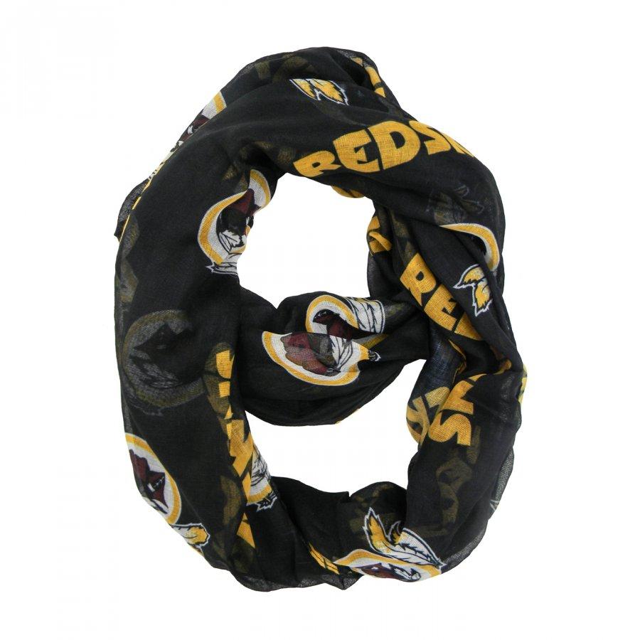 Washington Redskins Alternate Sheer Infinity Scarf