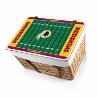 Washington Redskins Canasta Grande Picnic Basket