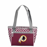 Washington Redskins Double Diamond Cooler Tote