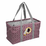 Washington Redskins Double Diamond Picnic Caddy