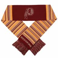 Washington Redskins Glitter Stripe Scarf