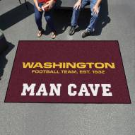 Washington Redskins Man Cave Tailgate Mat