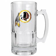 Washington Redskins NFL 1 Liter Glass Macho Mug
