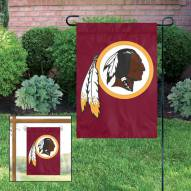 Washington Redskins NFL Garden Flag