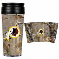 Washington Redskins NFL RealTree Camo Coffee Mug Tumbler