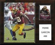 """Washington Redskins Pierre Garcon 12"""" x 15"""" Player Plaque"""
