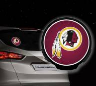 Washington Redskins Light Up Power Decal