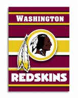 Washington Redskins NFL Premium 2-Sided House Flag