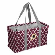 Washington Redskins Quatrefoil Picnic Caddy