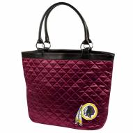 Washington Redskins Quilted Tote Bag