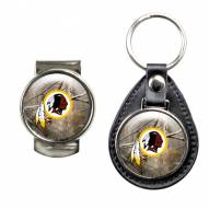 Washington Redskins RealTree Key Chain & Money Clip