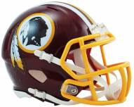 Washington Redskins Riddell Speed Mini Replica Football Helmet