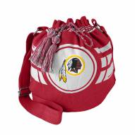 Washington Redskins Ripple Drawstring Bucket Bag