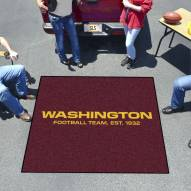 Washington Redskins Tailgate Mat