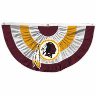 Washington Redskins Team Bunting
