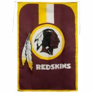 Washington Redskins Team Fan Flag