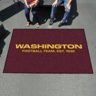 Washington Redskins Ulti-Mat Area Rug