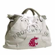 Washington State Cougars Hoodie Tote Bag
