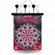 Washington State Cougars Magnetic Dart Board