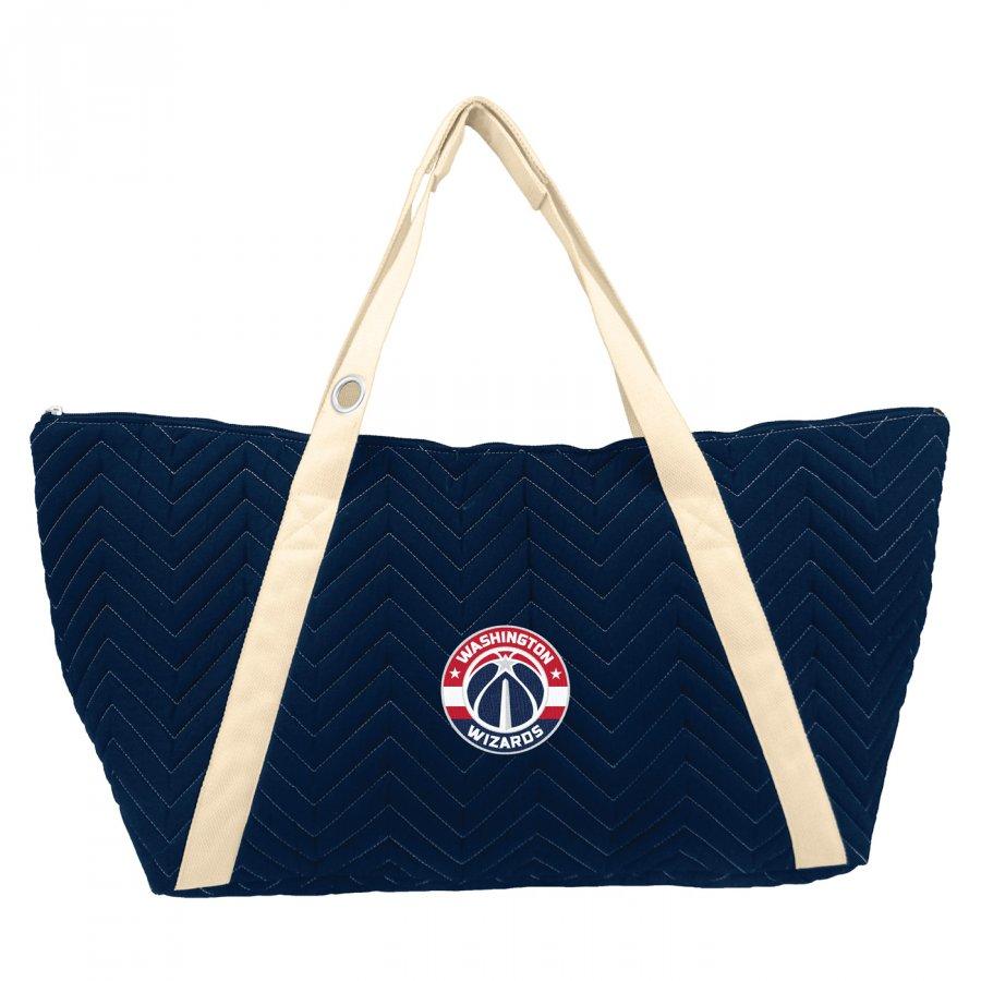 Washington Wizards Chevron Stitch Weekender Bag
