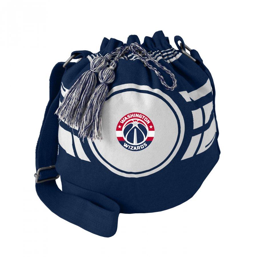 Washington Wizards Ripple Drawstring Bucket Bag