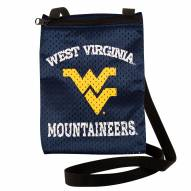 West Virginia Mountaineers Game Day Pouch