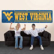 West Virginia Mountaineers NCAA 8' Banner