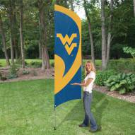 West Virginia Mountaineers NCAA Tall Team Flag