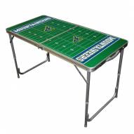 West Virginia Mountaineers Outdoor Folding Table