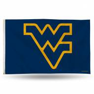 West Virginia Mountaineers 3' x 5' Banner Flag