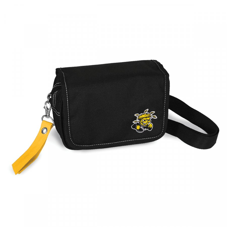 Wichita State Shockers Ribbon Waist Pack Purse