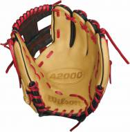 "Wilson A2000 DP15 Superskin 11.5"" Infield Baseball Glove - Right Hand Throw"