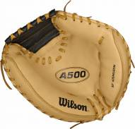 "Wilson A500 32"" Catcher's Mitt- Right Hand Throw"