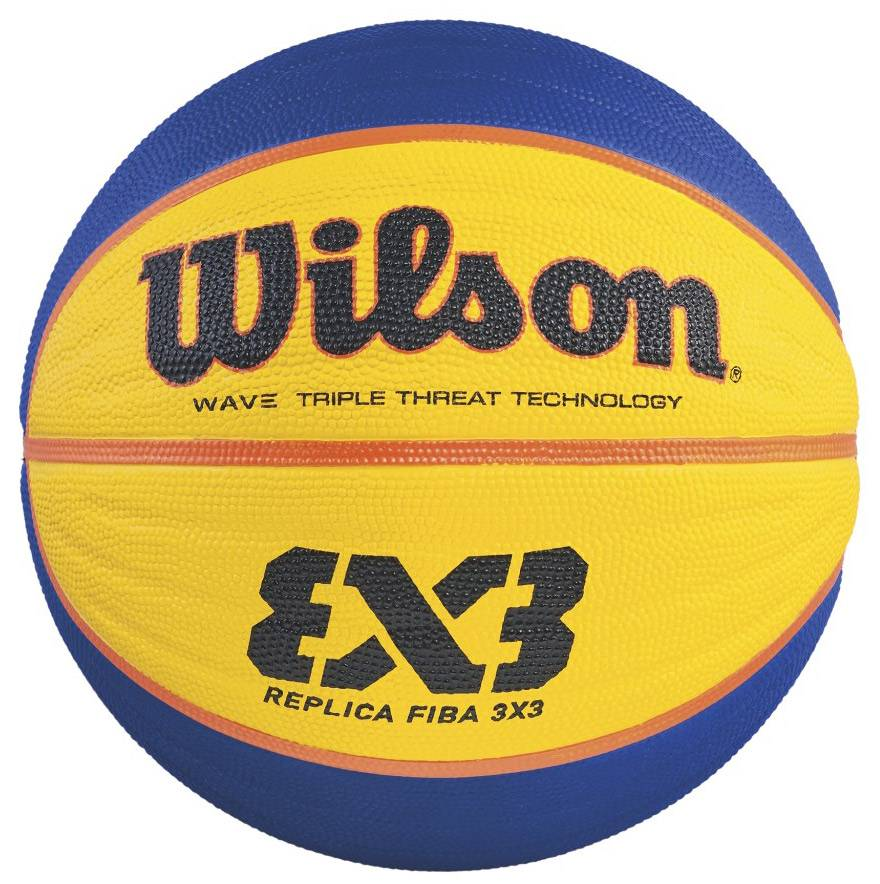 Wilson FIBA 3 on 3 Replica Basketball