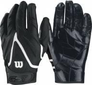 Wilson GST Big Skill Adult Football Gloves - On Clearance