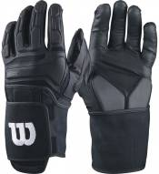 Wilson GST Trench Linemen Football Gloves - On Clearance