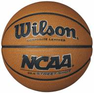 Wilson Intermediate NCAA Street Shot Composite Basketball (28.5)