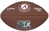 Wilson NCAA Alabama Mini Soft Touch Football