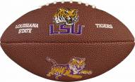 Wilson NCAA LSU Mini Soft Touch Football
