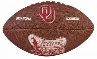 Wilson NCAA Oklahoma Mini Soft Touch Football
