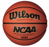 Wilson NCAA Replica Intermediate Game Basketball