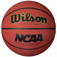 Wilson NCAA Replica Outdoor Street Basketball (29.5)
