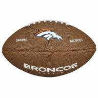 Wilson NFL Denver Broncos Mini Football