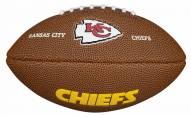 Wilson NFL Kansas City Chiefs Mini Football