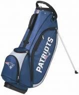 Wilson NFL New England Pats Golf Carry Bag