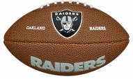 Wilson NFL Oakland Raiders Mini Football