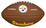 Wilson NFL Pittsburgh Steelers Mini Football