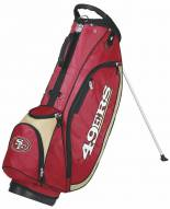 Wilson NFL San Francisco 49ers Golf Carry Bag