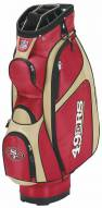 Wilson NFL  San Francisco 49ers Golf Cart Bag